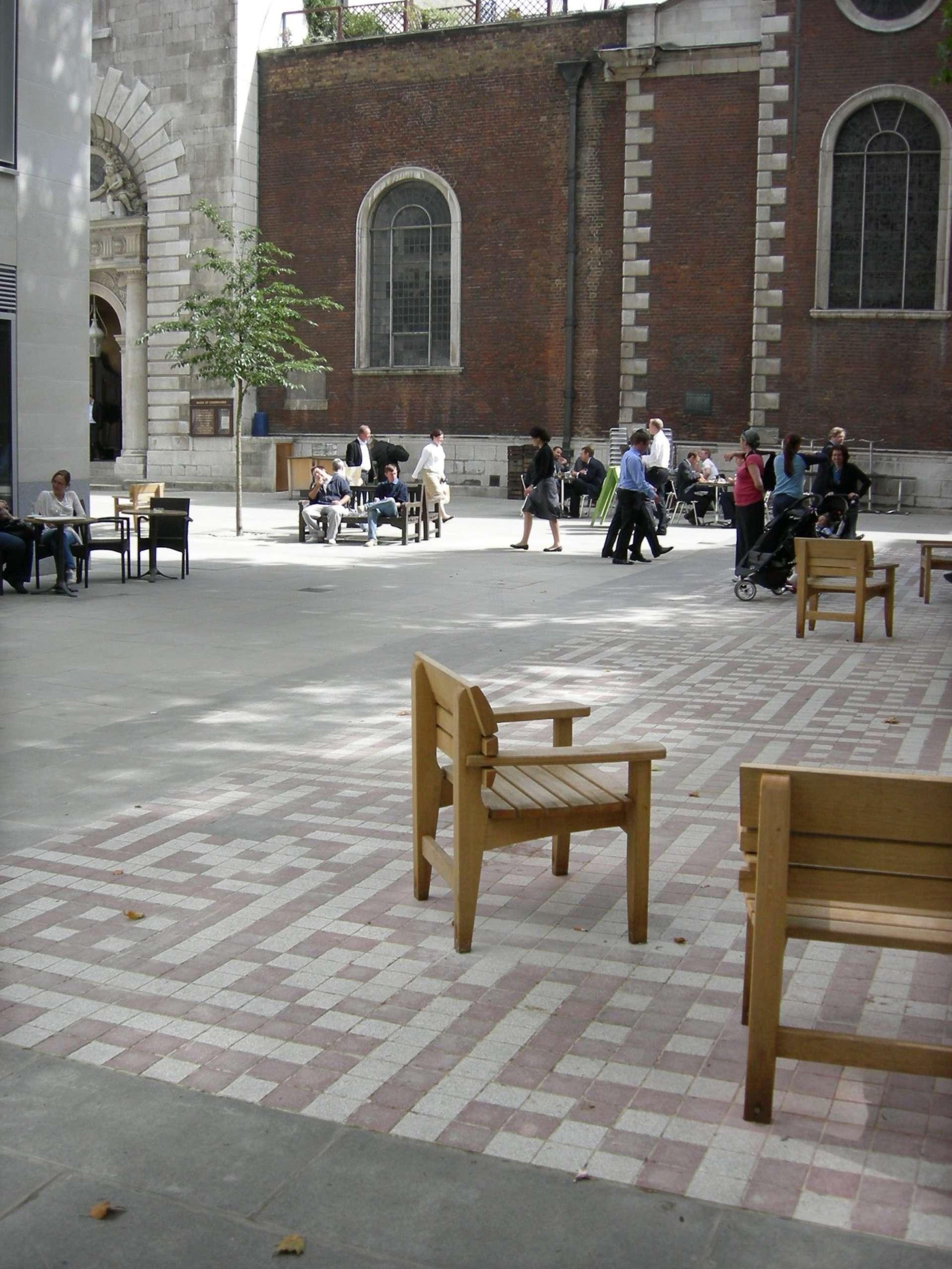Bow Churchyard, City of London