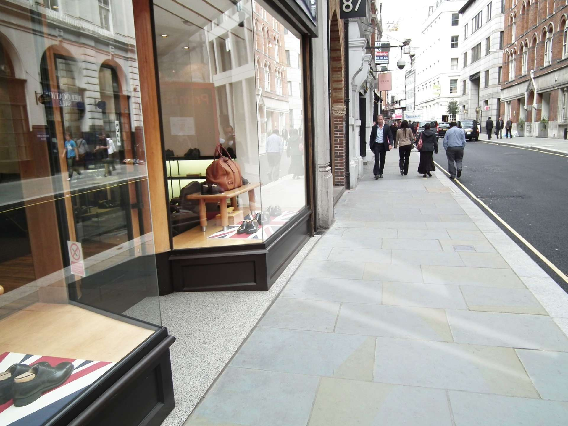 Chancery Lane Urban Design Strategy, City of London