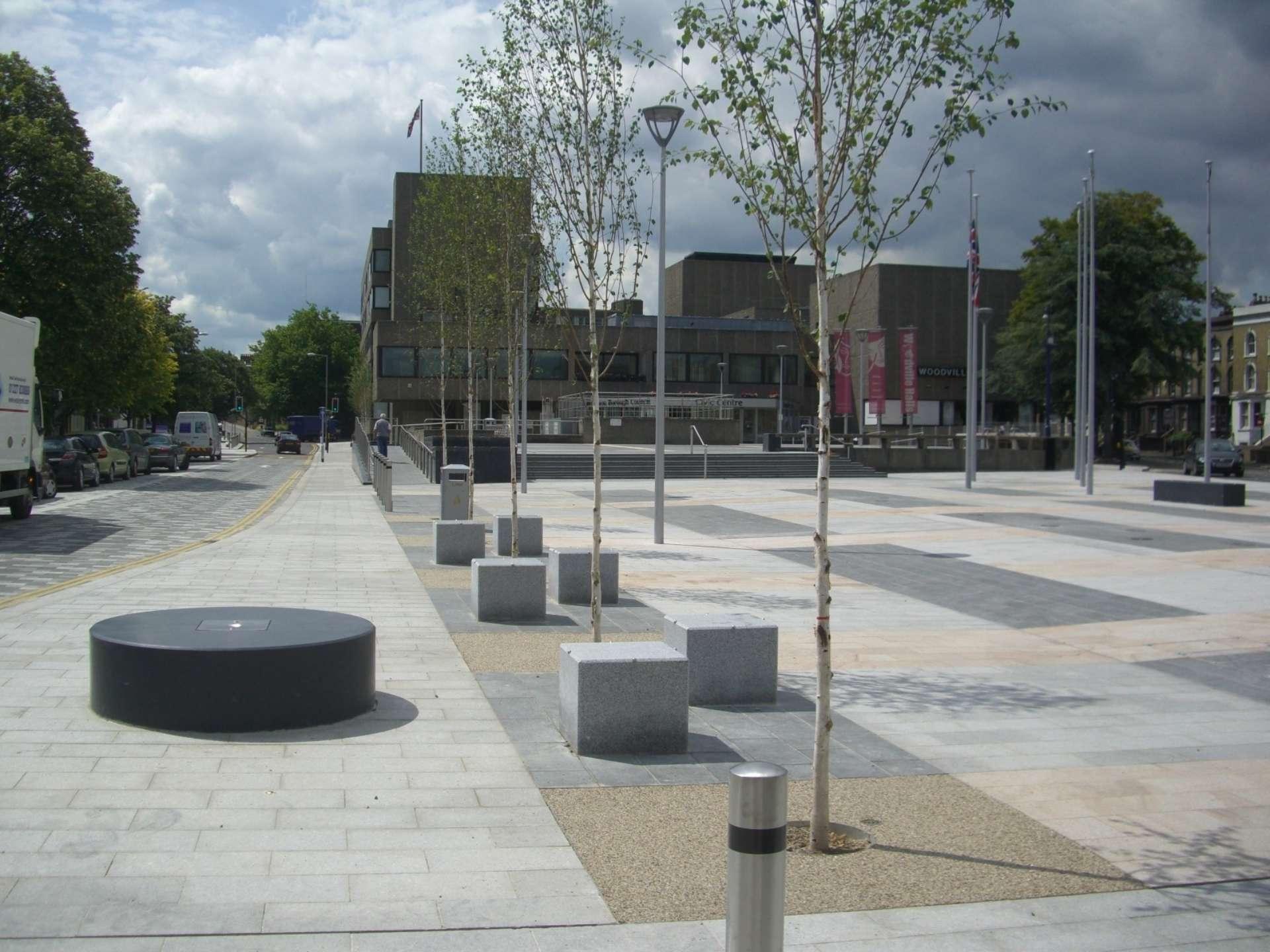 Gravesend Community Square