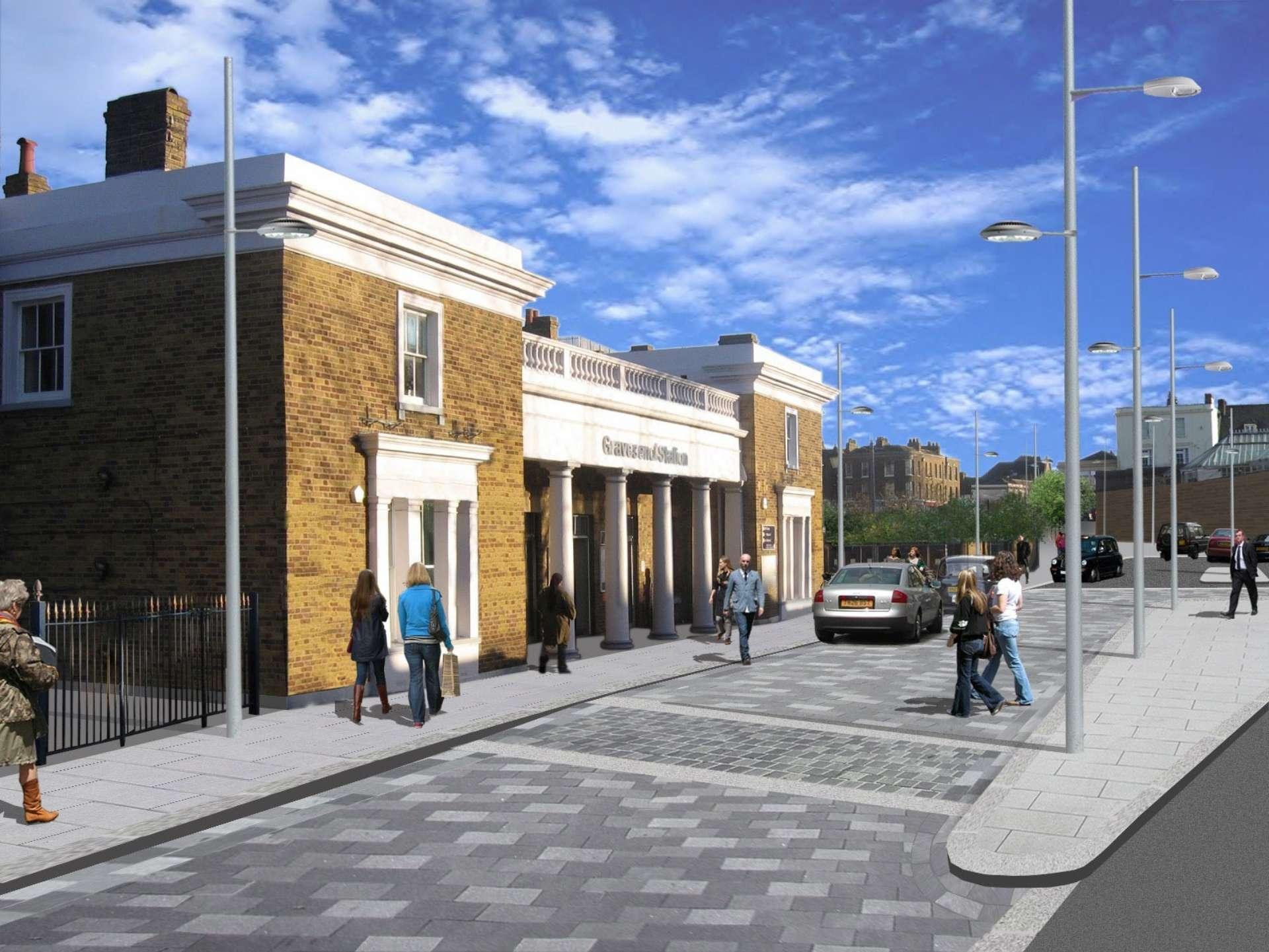 Gravesend Transport Quarter