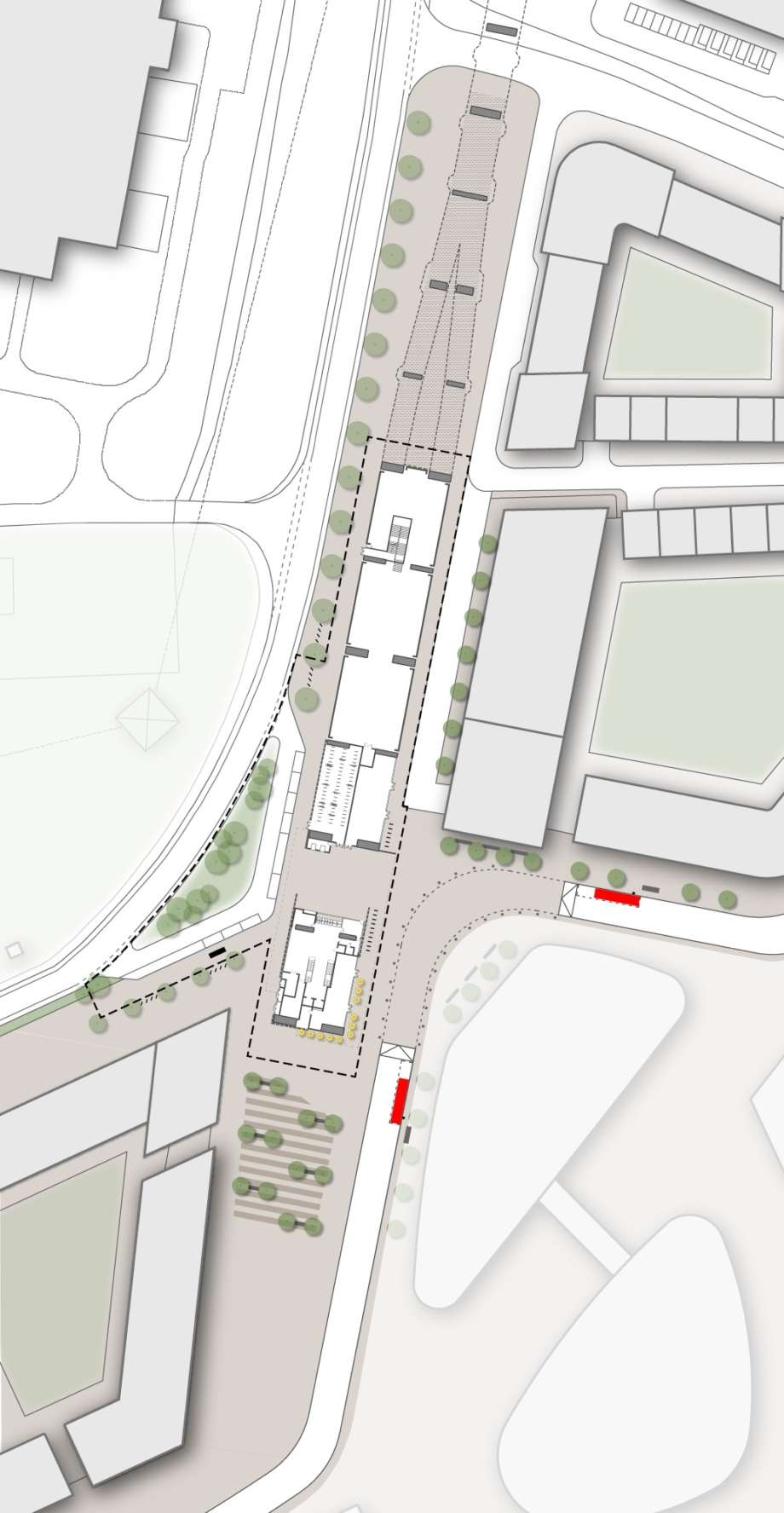 Barking Riverside Overground Extension