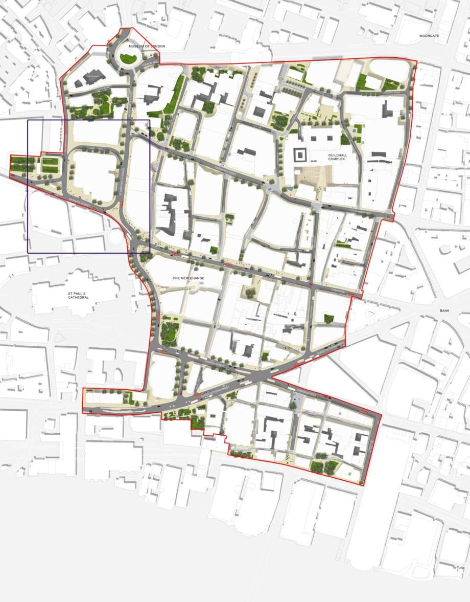Cheapside and Guildhall Area Strategy