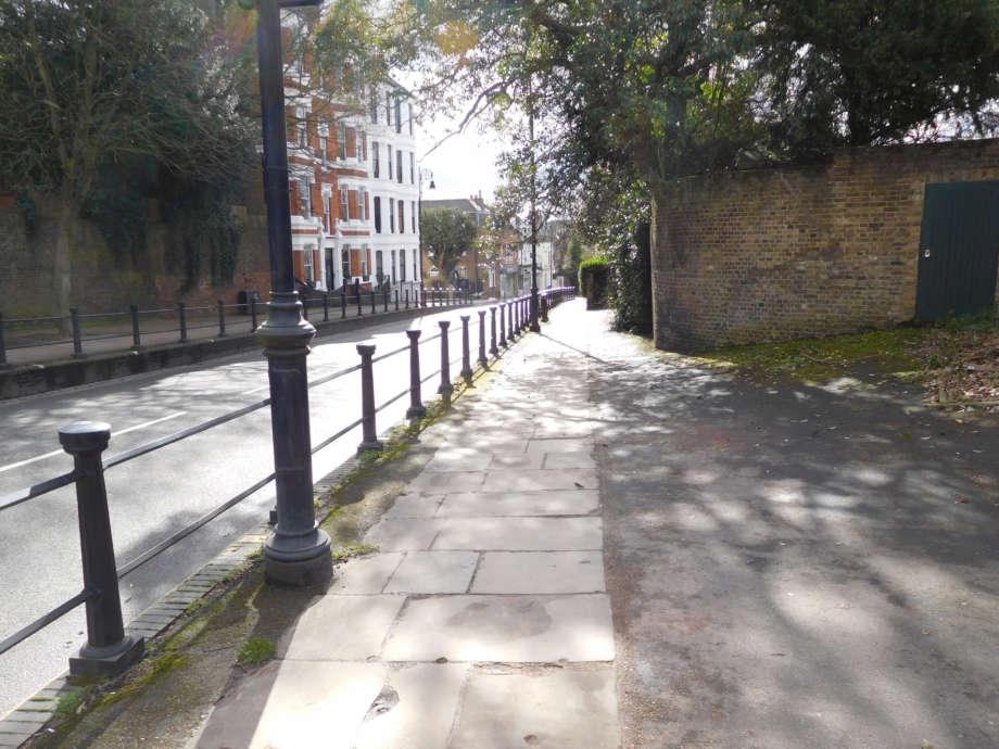 Hampstead Village Public Realm Street Review