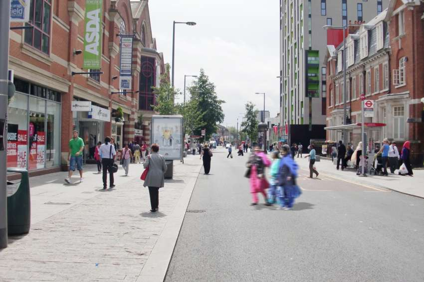 East London Transit Phase