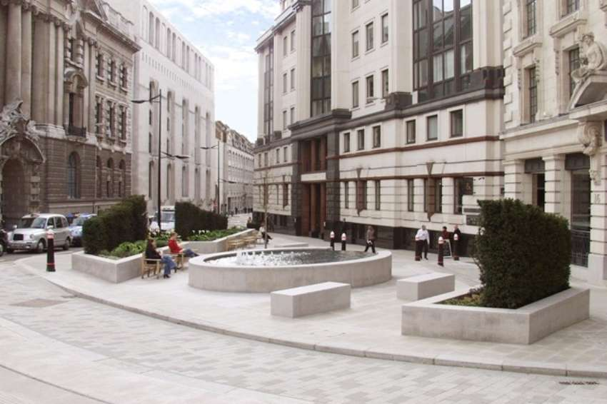 Old Bailey Open Space