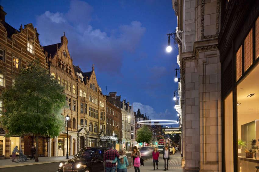 Oxford Street West Public Realm Strategy